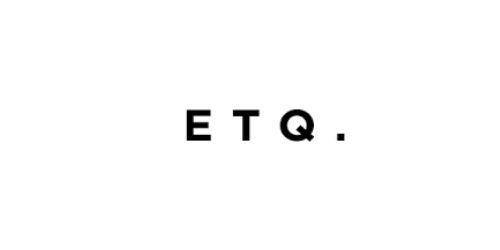 ETQ Amsterdam Black Friday